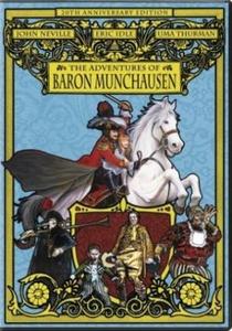 As Aventuras do Barão Munchausen - Poster / Capa / Cartaz - Oficial 7