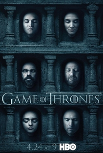 Game of Thrones (6ª Temporada) - Poster / Capa / Cartaz - Oficial 3