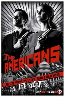 The Americans (1ª Temporada) - Poster / Capa / Cartaz - Oficial 1