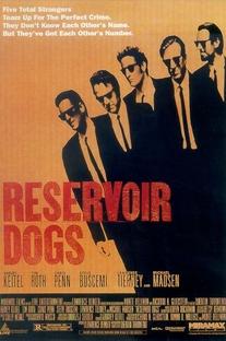Cães de Aluguel - Poster / Capa / Cartaz - Oficial 1