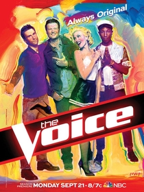 The Voice (9ª Temporada) - Poster / Capa / Cartaz - Oficial 1