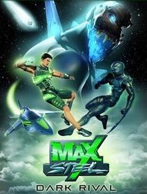 Max Steel Vs. O Inimigo das Trevas - Poster / Capa / Cartaz - Oficial 1