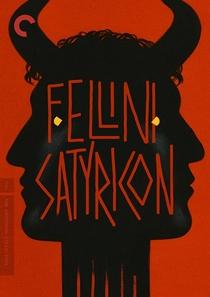 Satyricon de Fellini - Poster / Capa / Cartaz - Oficial 3