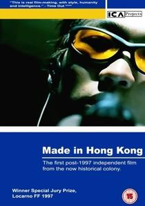Made In Hong Kong - Poster / Capa / Cartaz - Oficial 6