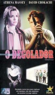O Degolador - Poster / Capa / Cartaz - Oficial 1