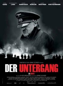 A Queda! As Últimas Horas de Hitler - Poster / Capa / Cartaz - Oficial 1