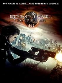 Resident Evil 5: Retribuição - Poster / Capa / Cartaz - Oficial 18