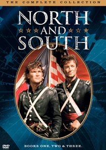North and South - Poster / Capa / Cartaz - Oficial 1