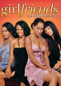 Girlfriends (6ª Temporada) - Poster / Capa / Cartaz - Oficial 1