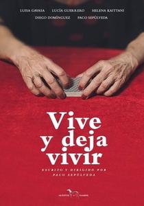 Vive e deixa viver - Poster / Capa / Cartaz - Oficial 1