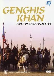 Genghis Khan - Cavaleiro do Apocalipse - Poster / Capa / Cartaz - Oficial 1