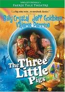 Teatro dos Contos de Fadas: Os Três Porquinhos (Faerie Tale Theatre: The Three Little Pigs)