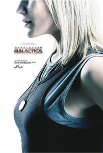 Battlestar Galactica (1ª Temporada) - Poster / Capa / Cartaz - Oficial 3