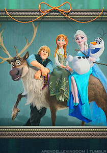 Frozen: Febre Congelante - Poster / Capa / Cartaz - Oficial 2