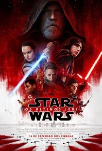 Star Wars, Episódio VIII: Os Últimos Jedi - Poster / Capa / Cartaz - Oficial 3