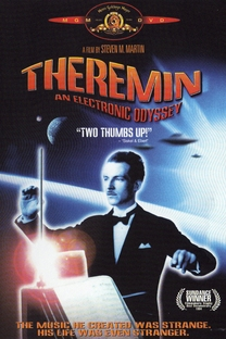 Theremin: An Electronic Odyssey - Poster / Capa / Cartaz - Oficial 1