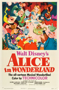 Alice no País das Maravilhas - Poster / Capa / Cartaz - Oficial 4