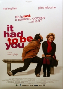 It Had To Be You - Poster / Capa / Cartaz - Oficial 1