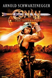 Conan, o Destruidor - Poster / Capa / Cartaz - Oficial 4
