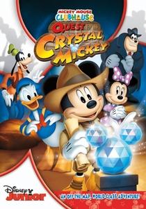 A Casa do Mickey Mouse - Em Busca do Mickey de Cristal - Poster / Capa / Cartaz - Oficial 2