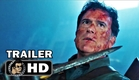 ASH VS EVIL DEAD Season 3 Official Trailer (HD) Bruce Campbell Starz Horror Series