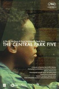 Central Park Five: A Verdadeira História Por Trás do Crime - Poster / Capa / Cartaz - Oficial 1
