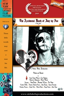A Morte Acidental de Joey por Sue - Poster / Capa / Cartaz - Oficial 1