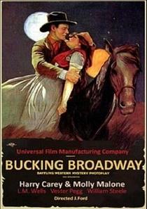 Bucking Broadway - Poster / Capa / Cartaz - Oficial 1