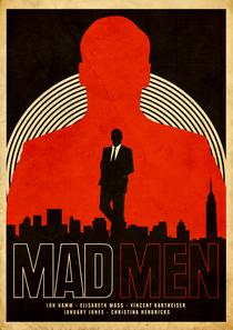 Mad Men (1ª Temporada) - Poster / Capa / Cartaz - Oficial 5