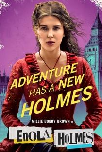 Enola Holmes - Poster / Capa / Cartaz - Oficial 2