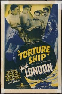 Navio de Tortura - Poster / Capa / Cartaz - Oficial 1