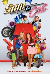Sam & Cat (1ª Temporada) - Poster / Capa / Cartaz - Oficial 3