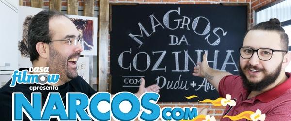 MAGrOS da COZINHA | Narcos com Pipoca