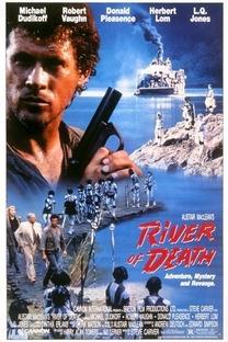O Rio da Morte - Poster / Capa / Cartaz - Oficial 1