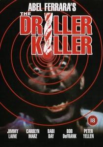 O Assassino da Furadeira - Poster / Capa / Cartaz - Oficial 7