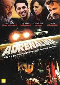 Adrenalina - Poster / Capa / Cartaz - Oficial 2