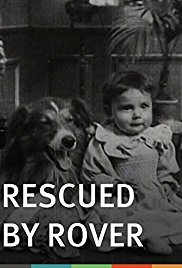 Rescued by rover - Poster / Capa / Cartaz - Oficial 2