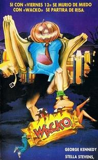 Wacko - Uma Comédia Maluca - Poster / Capa / Cartaz - Oficial 2