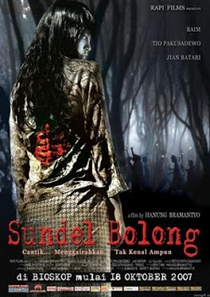 The Legend of Sundel Bolong - Poster / Capa / Cartaz - Oficial 1