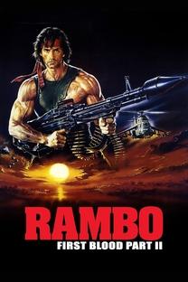 Rambo II - A Missão - Poster / Capa / Cartaz - Oficial 7