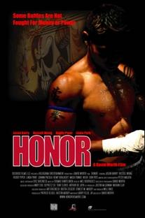Honra - Poster / Capa / Cartaz - Oficial 1