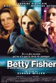 Betty Fisher e Outras Histórias - Poster / Capa / Cartaz - Oficial 1