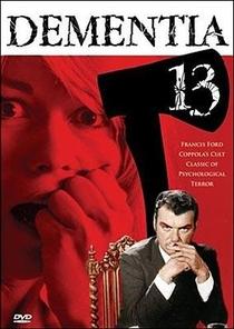 Demência 13 - Poster / Capa / Cartaz - Oficial 8