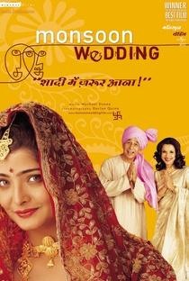 Um Casamento à Indiana - Poster / Capa / Cartaz - Oficial 1