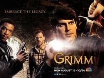 Grimm (2ª Temporada) - Poster / Capa / Cartaz - Oficial 2