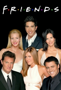 Friends (10ª Temporada) - Poster / Capa / Cartaz - Oficial 2