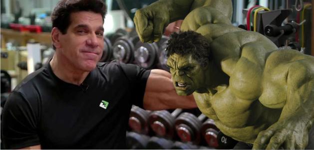 Lou Ferrigno volta a dublar o Hulk em Os Vingadores 2