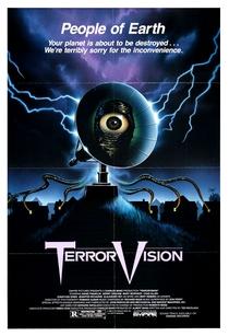 A Visão do Terror - Poster / Capa / Cartaz - Oficial 1