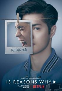 13 Reasons Why (2ª Temporada) - Poster / Capa / Cartaz - Oficial 10