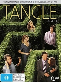 Tangle (1ª Temporada) - Poster / Capa / Cartaz - Oficial 1